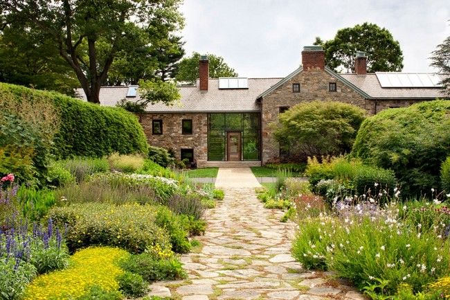 2 House-and-garden