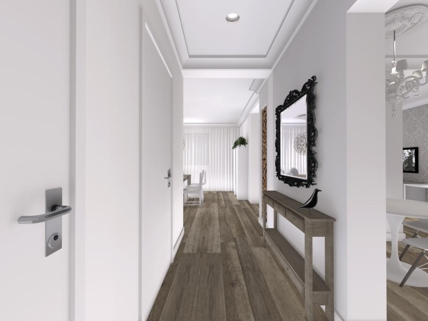 1 korytarz