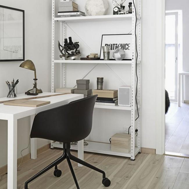 scandinavian style apartment_grey white neutrals 07