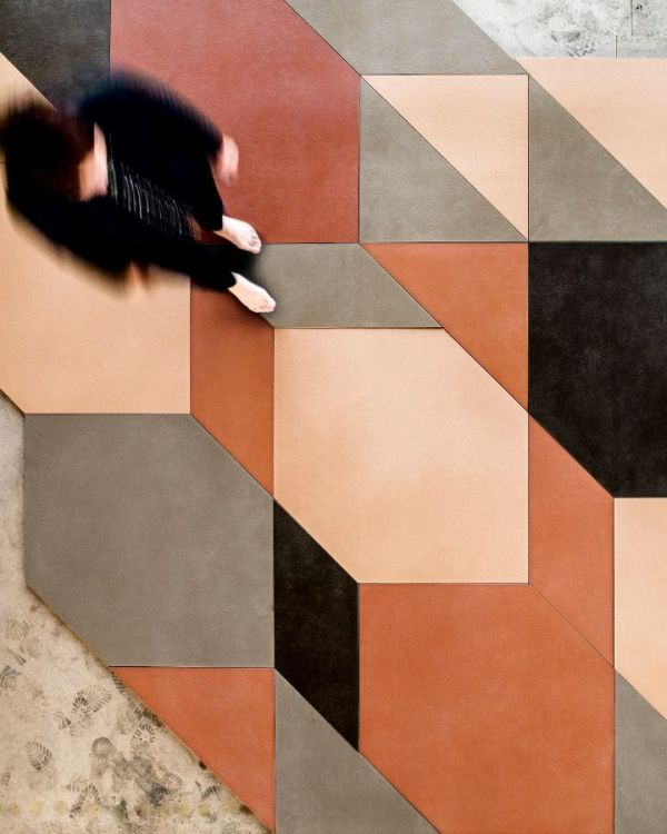 Mutina collections by Inga Sempè and Patricia Urquiola